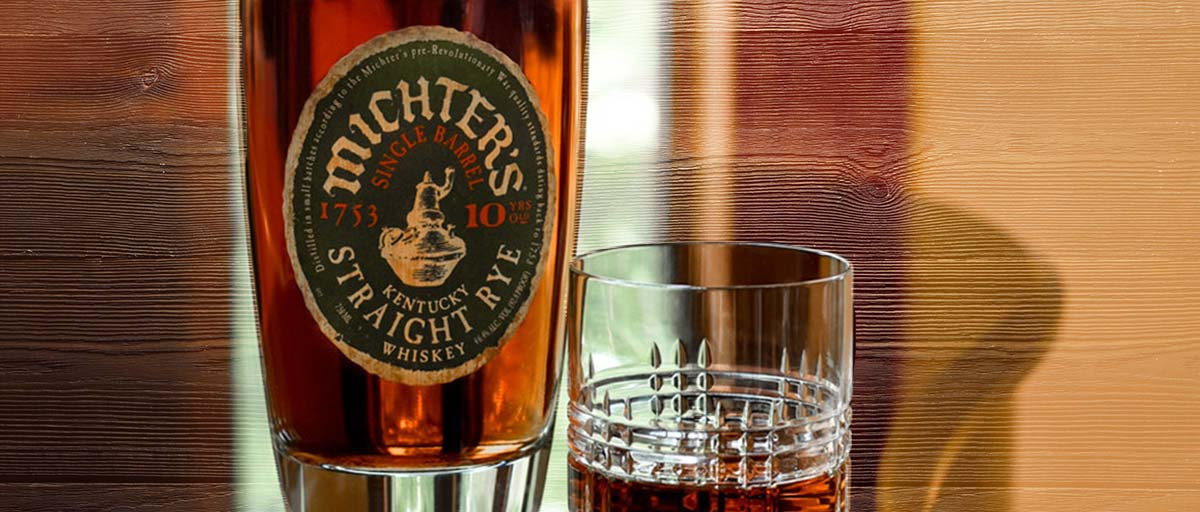Michter's 10 Year Single Barrel Rye Review - 2020 Release Header