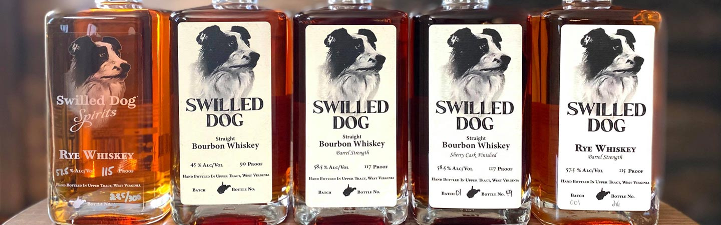 Swilled Dog Bourbon and Rye Review Header